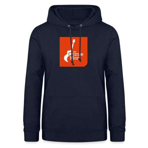 De Oranje Man Wilhelmus Hoekstra Logo Oranje Vlak - Vrouwen hoodie