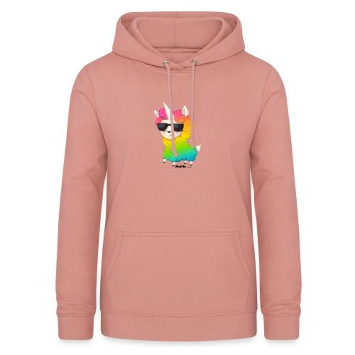 Regenboog animo - Vrouwen hoodie