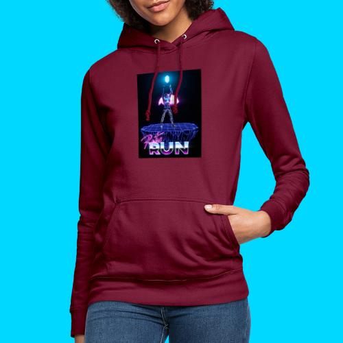 Retro Run merch #2 - Women's Hoodie
