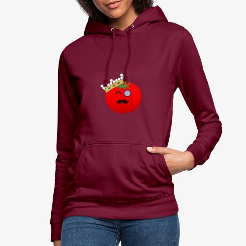 Tomatbaråonin - Luvtröja dam