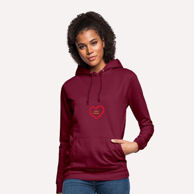I have A Dream, Print On Demand, Love Heart Symbol