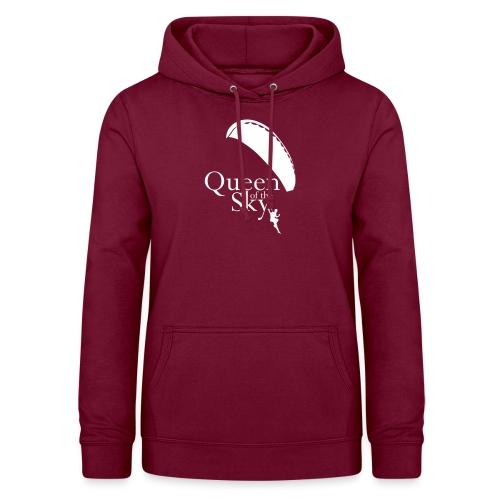 Queen of the Sky - Frauen Hoodie