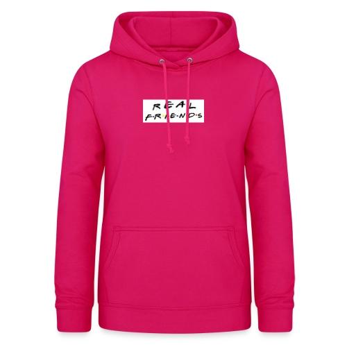 Real freinds - Dame hoodie