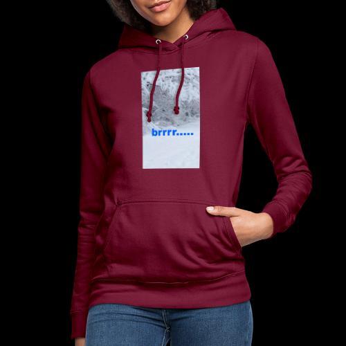 Mooie en fijne sweather - Vrouwen hoodie