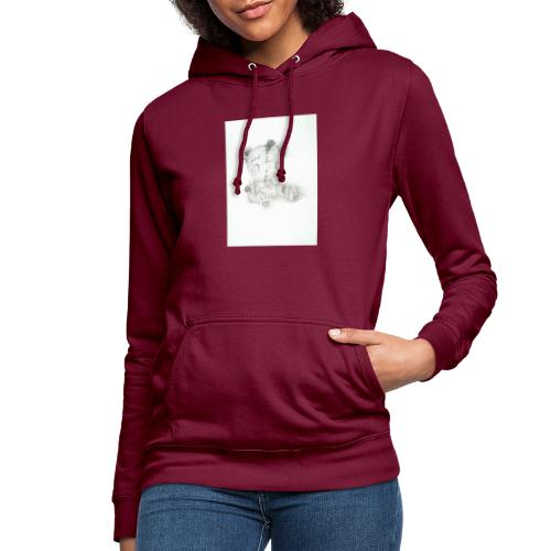 Broken teddybear - Vrouwen hoodie