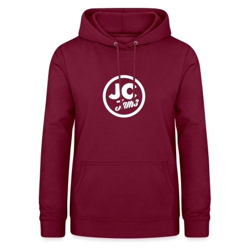 JC Jams logo USR - Women's Hoodie