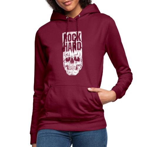 rock hard - Luvtröja dam