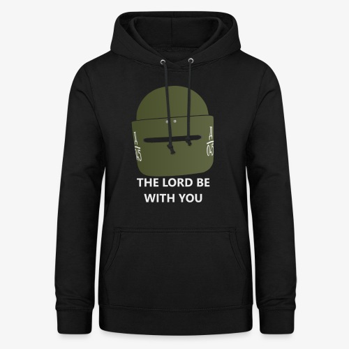 R6 The Lord Be With You - Women's Hoodie