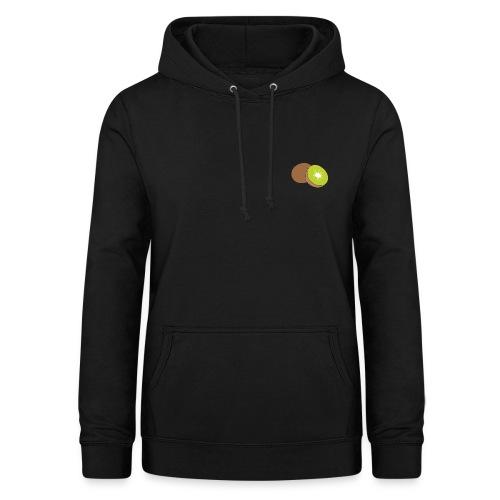 Kiwi - Sweat à capuche Femme