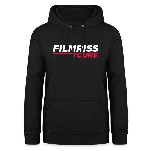 FILMRISS TOURS – lustiges Shirt für Partys, JGA - Frauen Hoodie