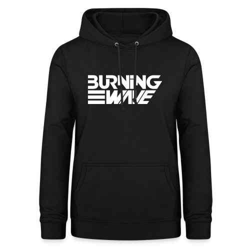 Burning Wave Block - Sweat à capuche Femme