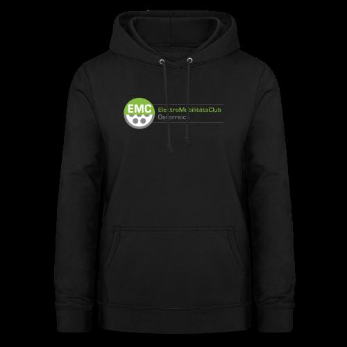 EMC Logo Hochauflösend - Frauen Hoodie