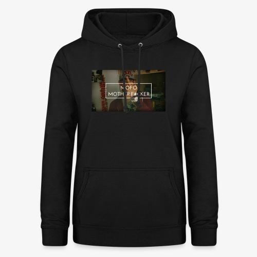 Finger up - Vrouwen hoodie