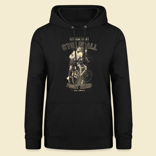 Radball | Fight Hard - Frauen Hoodie