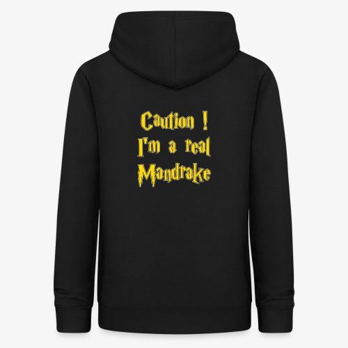 Attention - Mandragore - Sweat à capuche Femme