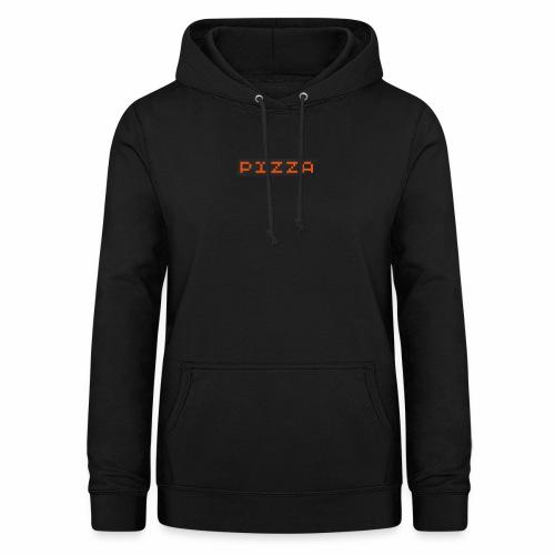 Collection pizza - Sweat à capuche Femme
