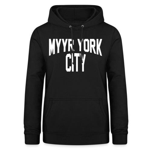 MYYR YORK CITY WHITE - Naisten huppari