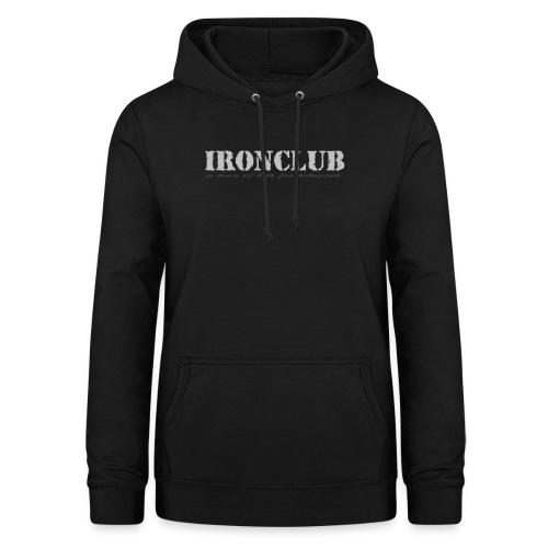 IRONCLUB - a way of life for everyone - Hettegenser for kvinner
