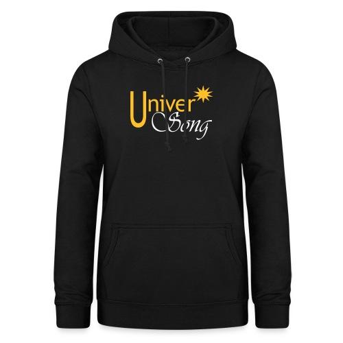 Festival Universong - Sudadera con capucha para mujer