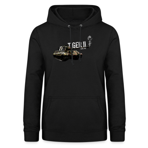German Tank - Tiger 2 (Sd.Kfz. 182) - Frauen Hoodie