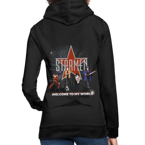 Starmen - Welcome To My World - Women's Hoodie