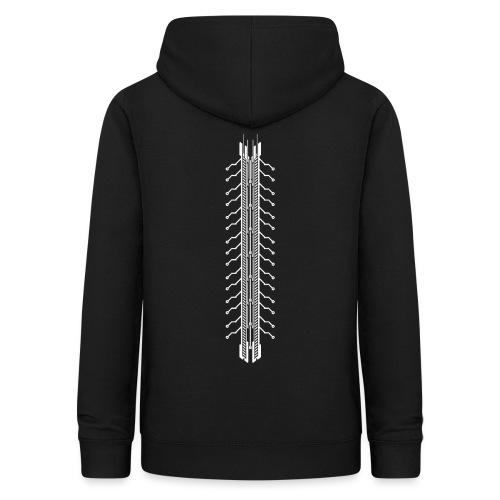 Tech Spine - Frauen Hoodie