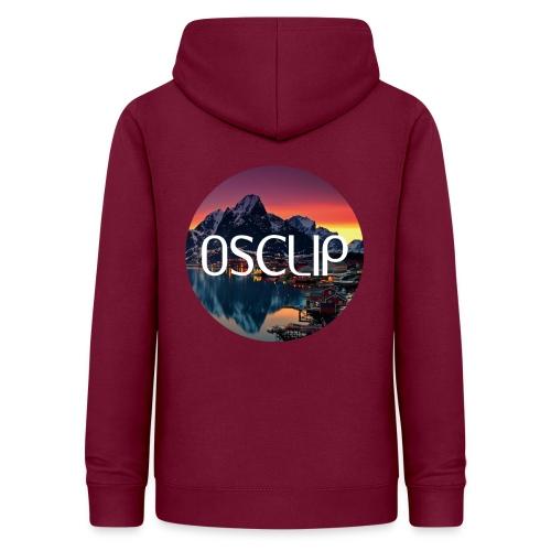 OSCLIP one:1 - Luvtröja dam