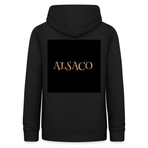 Alsaco dark - Sweat à capuche Femme
