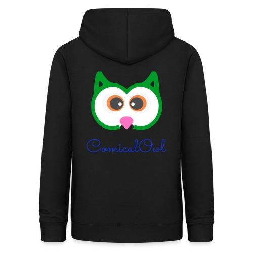 Cartoon Owl - Women's Hoodie