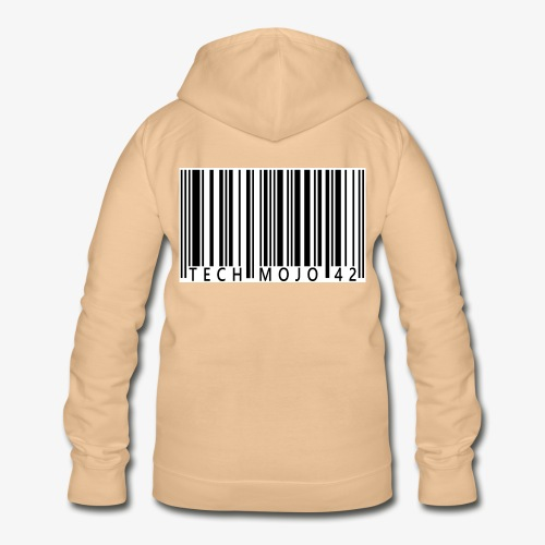 TM graphic Barcode Answer to the universe - Women's Hoodie