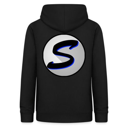 SPEAK UP logo, round w/ stroke - Dame hoodie