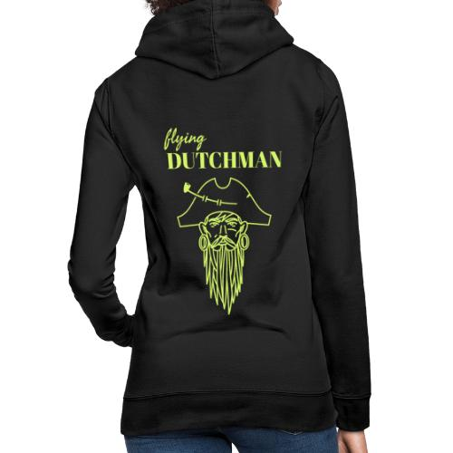 Meet the flying Dutchman ! - Frauen Hoodie