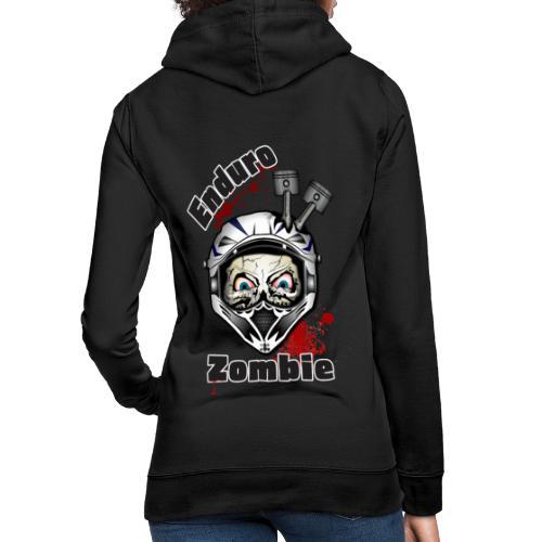 Enduro Zombie - Frauen Hoodie