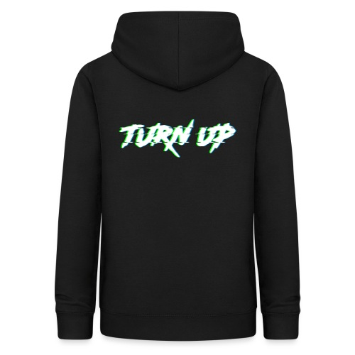 TURN UP - Frauen Hoodie