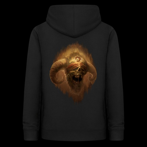 Horned Scream - Women's Hoodie