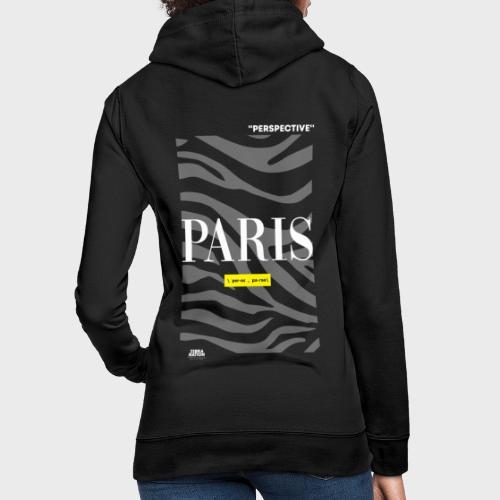Zebra Nation (PARIS) 2019 Collection - Women's Hoodie