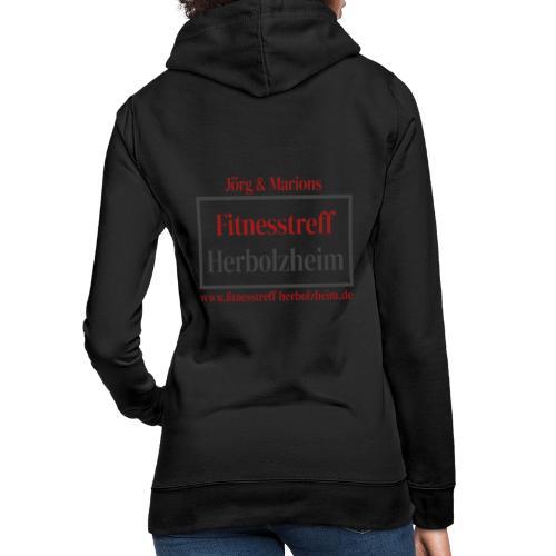 Fitnesstreff Herbolzheim - Frauen Hoodie