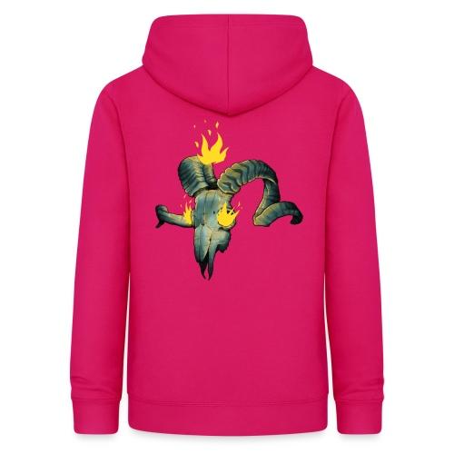 GOAT cami - Sudadera con capucha para mujer