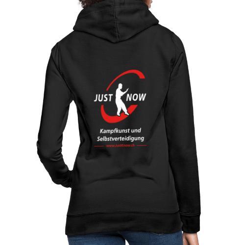 JustKnow - Kampfkunst und Selbstverteidigung - Frauen Hoodie