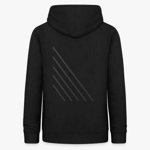 STRIPED - Dame hoodie