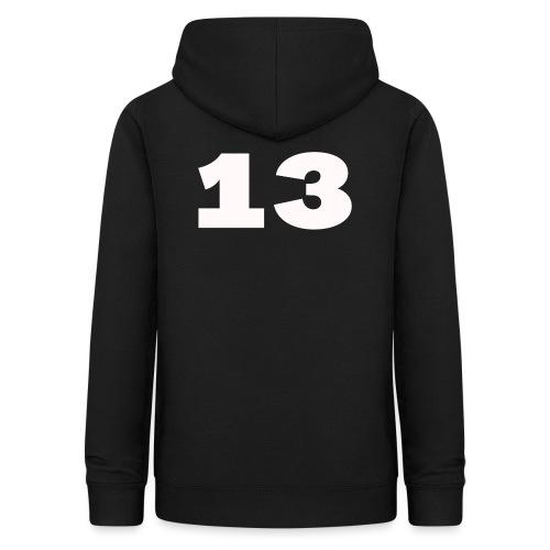 Getal 13 - Vrouwen hoodie