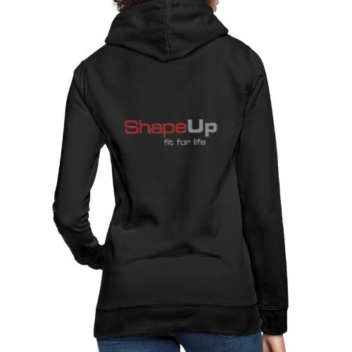 ShapeUp -fit for life- - Frauen Hoodie