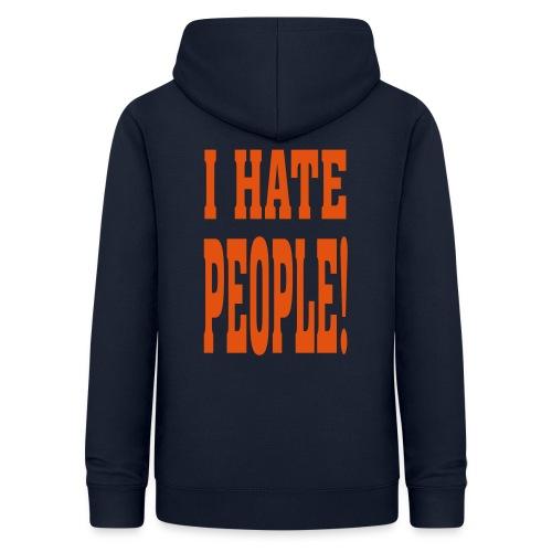 ik hou van dieren - Vrouwen hoodie