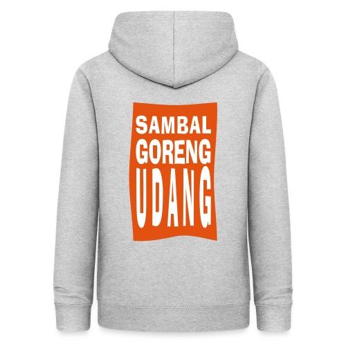 SAMBAL goreng - Vrouwen hoodie