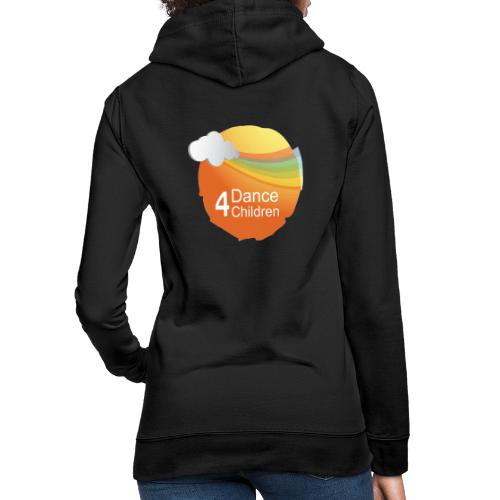 Dance4Children Logo - Vrouwen hoodie
