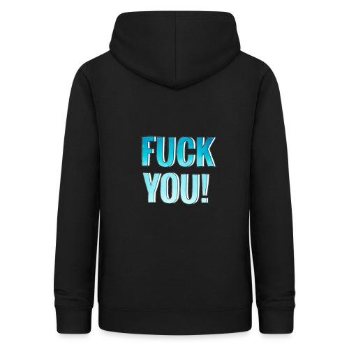 Fuck You - Vrouwen hoodie