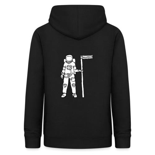 KalkSpace Astronaut - Frauen Hoodie