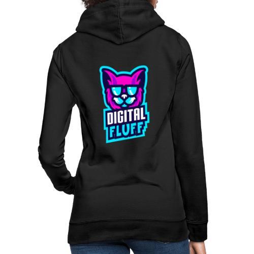 DigitalFluff - Women's Hoodie