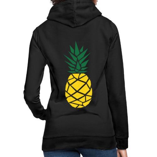 Pineapple - Vrouwen hoodie
