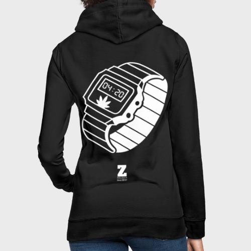 Zebra Nation (420) Collection - Women's Hoodie